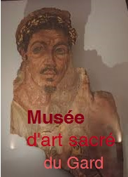 Musée (laïque) d'art sacré du Gard